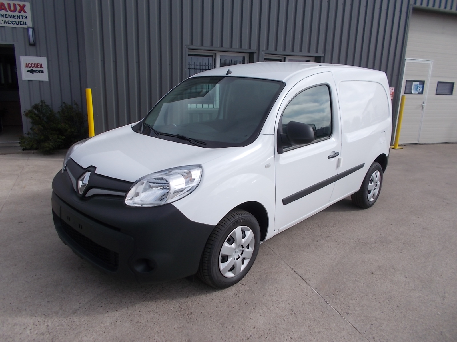 RENAULT KANGOO II ( PHASE 2 ) L1 EXPRESS 1.5 BLUE DCI 80 ENERGY GRAND CONFORT