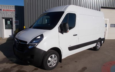 NOUVEAU OPEL MOVANO L2H2 FOURGON 3T5 2.3 CDTI 135 NAVI & COOL PACK