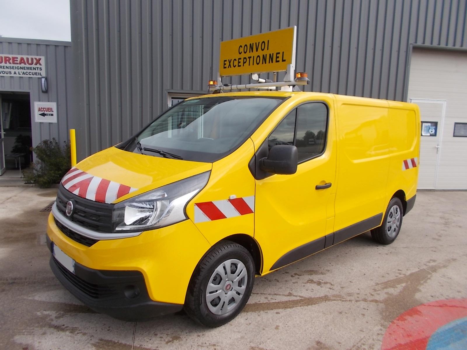 Mise en peinture véhicule utilitaire RAL spécifique convoi exceptionnel