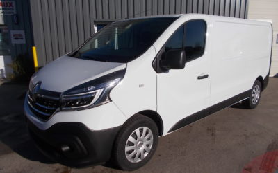 RENAULT TRAFIC III L2H1 FOURGON 2.0 Blue DCI 145 TT GRAND CONFORT NEUF