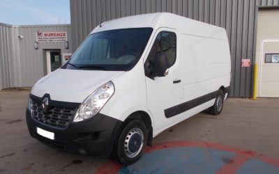 RENAULT MASTER III ( Phase 2 ) L2H2 FOURGON 2.3 DCI 110 GRAND CONFORT