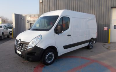 RENAULT MASTER III ( Phase 2 ) L2H2 T35 FOURGON 2.3 DCI 130 GRAND CONFORT