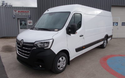 RENAULT MASTER ( Phase 2 ) L4H2 T35 FOURGON 2.3 Blue DCI 165 TT R-LINK NEUF