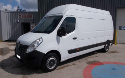 RENAULT MASTER III (Phase 2) L3H3 FOURGON 2.3 DCI 170 TT EXTRA R-LINK NEUF