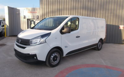FIAT TALENTO L-H1 (L2H1) FOURGON 1.6 ECO-JET 145 PACK CLIM 03 PLACES
