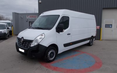 RENAULT MASTER III ( Phase 2 ) L3H2 T35 FOURGON 2.3 DCI 130 GRAND CONFORT + ATTELAGE