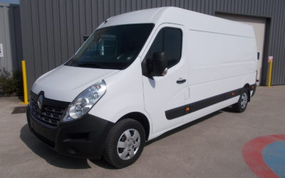 RENAULT MASTER III (Phase 2) L3H2 T35 FOURGON 2.3 DCI 145 TT GRAND CONFORT