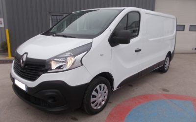 RENAULT TRAFIC III L2H1 FOURGON 1.6 DCI 125 TT GRAND CONFORT 03 PLACES