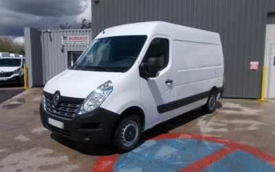 RENAULT MASTER III (Phase 2) L2H2 T35 FOURGON 2.3 DCI 110 EXTRA 03 PLACES