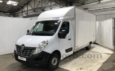 RENAULT MASTER III (Phase 2) L3H1 PLANCHER CABINE 2.3 DCI 130 GRAND CONFORT CAISSE GRAND VOLUME
