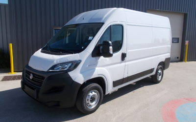 NEW FIAT DUCATO MAXI 3.5 M-H2 FOURGON 2.3 JTD 140 PACK PRO LOUNGE 03 PLACES NEUF
